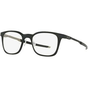 Oakley Square Style Satin Black W/Demo Lens